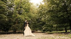 Beautiful enchanted forest/Disney-themed wedding