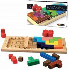 Productos y servicios - Productos - Juegos - Juegos Educativos - Katamino - La Casa de la Educadora: juegos, rompecabezas y didácticos