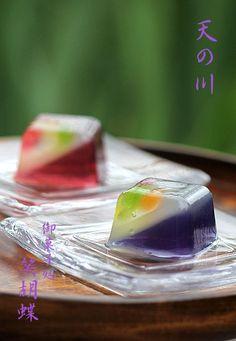 錦玉羹・天の川の Nishiki-dama