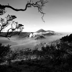 BLACK AND WHITE LANDSCAPE PHOTOGRAPHY By Chaerul Umam. Chaerul is a photographer based in Bromo Mountain, Malang. Indonesia.