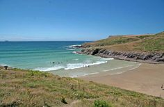 Travel tips: The world's best beaches, places, resorts, destinations and hotels: Best Beaches in Cornwall, England Devon And Cornwall, Cornwall England, Cornwall Beaches, Holidays In Cornwall, Kingdom Of Great Britain, British Isles, Where To Go, Beautiful Beaches, Beautiful World