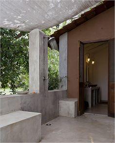 Luxury Beachfront Home in India | Interior Design Files