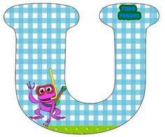 Letras La Granja de Zenon Abecedario para descargar gratis | Todo Peques Alphabet Templates, Classroom, Letters, Pillows, Erika, 21st, Mary, Farm Birthday, Alphabet