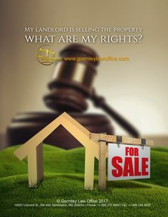 Find out what are your rights. How are you protected ? TOPA IS THE – Tenant Opportunity to Purchase Act (TOPA) http://www.gormleylawoffice.com/my-landlord-is-selling-the-property-what-are-my-rights/ #DCTOPA #TOPA #TenantOpportunityToPurchaseAct