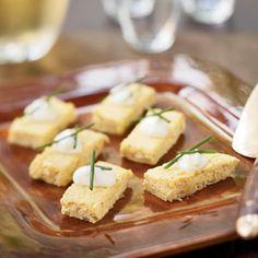 Onion Frittata Bites | MyRecipes.com