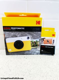 Print Photos Whenever and Wherever You Desire with the Kodak Printomatic Instant Print Camera! #HGG