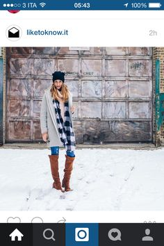 Colder outfit