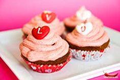 Cupcakes São Valentim