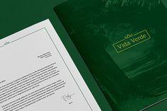 Vida Verde by Łukasz Ociepka, via Behance