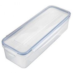 There's a fantastic selection of food storage containers and food bags available in store for the fridge and lunchbox. All the shapes and sizes you'll need, with different seals and locks. Call in to your local store today!