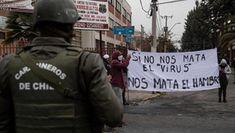A nyugdíjra félretett pénzt adják ki Chilében a válságkezelésre