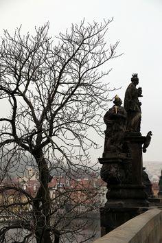 Kaarlen silta Praha I love Praha