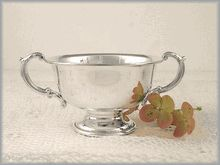 Sterling Silver Marriage Cup $379