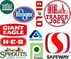 Image result for grocery store logo