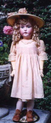Lovely Antique Doll...