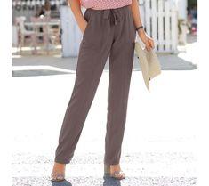 Vzdušné nohavice   blancheporte.sk #blancheporte #blancheporteSK #blancheporte_sk #novákolekcia #jar #leto Leto, Pants, Fashion, Elegance Fashion, Trouser Pants, Moda, Fashion Styles, Women's Pants, Women Pants