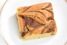 Peanut Butter Swirl Cake- Trikom Treats are delicious and very powerful. All of our treats are fresh and made in a certified kitchen.
