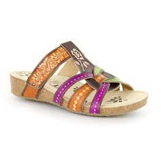 Corkys Women's Carrabas Sandals Brown Multi >>> Remarkable product available now. : Lace up sandals