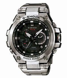 The luxury watch from Casio G-Shock
