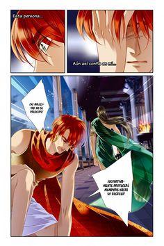 Pharaoh's Concubine Capítulo 11 página 20 - Leer Manga en Español gratis en NineManga.com