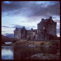Castle in Scotland, Highlands