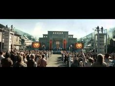 The Hunger Games; Catching Fire Official Trailer. AAAAHHHHHHHHHHHHHHHH!