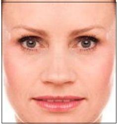 Tipps für viereckiges Gesicht - Was muss ich beim Schminken beachten? Wie sollte die Frisur sein? Worauf muss ich achten bei der Wahl meiner Brille? Wie erkennt man ein viereckiges Gesicht?