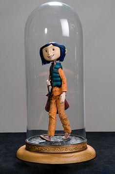 coraline tim burton figure | Amazon.com: Linebarrels of Iron: Emi Kizaki Ani-Statue: Toys & Games