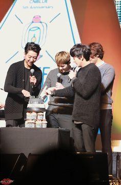 cake cut♡