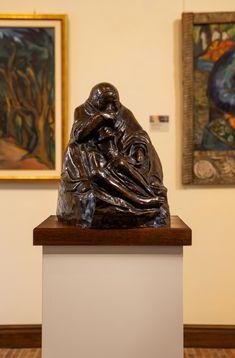 Bronze Sculpture, Lion Sculpture, Kathe Kollwitz, Yaacov Agam, Belgian Congo, South African Artists, Fine Art Gallery, Ladies Day, Lovers Art