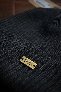 Obey beanie