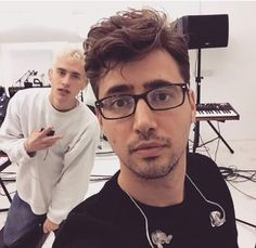 Emre and Olly