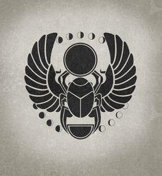 Resultado de imagen para significado de escarabajo egipcio tatuaje