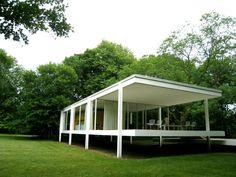 Clásicos de Arquitectura: Casa Farnsworth / Mies van der Rohe
