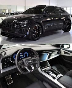 Best Picture For audi SUV For Your Taste You are looking for something, and it is goi Luxury Sports Cars, Top Luxury Cars, Luxury Suv, Sport Cars, Audi Suv, Honda Cb, Honda Civic, E36 Coupe, Bmw Autos