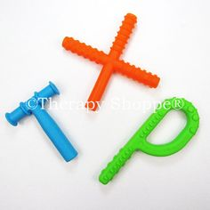 XT Chewy Tools Kit | Autism Oral Motor Chew Tools | Chewy Tubes