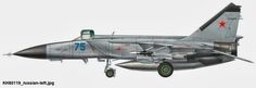 Scale Model News: ENTRANTS: TWIN-FIN MiG-25 FOXBAT INTERCEPTOR DE KITTY HAWK MODÈLES