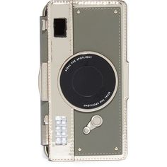 Kate Spade New York Camera Folio iPhone 7 Case ($96) ❤ liked on Polyvore featuring accessories, tech accessories, multi, kate spade, magnetic iphone case, iphone hard case, iphone cover case and apple iphone case