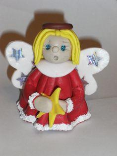 angel fimo