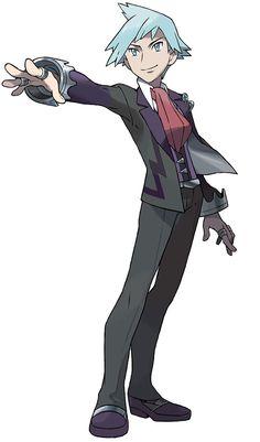 Steven Stone - Characters & Art - Pokémon Omega Ruby and Alpha Sapphire
