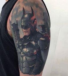 male-with-upper-arm-batman-tattoo-design-watercolor.jpg (534×600)