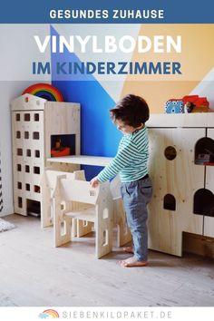Gesunder Fußboden Kinderzimmer - Vinylboden im Kinderzimmer gesundheitlich unbedenklich