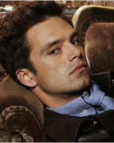 Sebastian Stan for The Beauty Book, 2012.