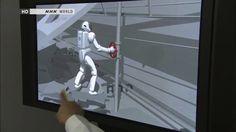 Honda disaster humanoid robot