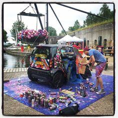 Fort bij Kudelstaart #AalsmeerFlowerFestival #FortbijKudelstaart