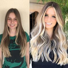 Love the highlight placement Source by nesrinzlem. Balayage Blond, Blonde Hair With Highlights, Brown Blonde Hair, Brunette Hair, Long Brunette, Medium Blonde, Brunette Color, Color Highlights, Hair Medium