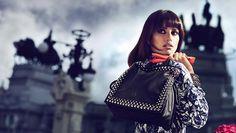 Penelope Cruz designer Loewe bags. FW 2013/2014