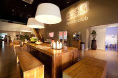 herbestemming van bedrijfshal naar Black Sportsclub  - architect ddp-architectuur