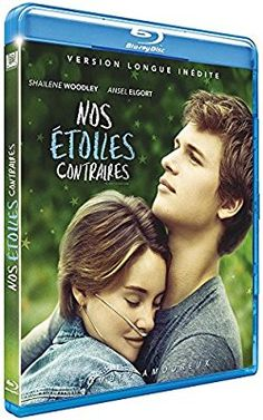 Nos étoiles contraires Blu-ray - Josh Boone - Blu-ray - Achat & prix Nat Wolff, Ansel Elgort, Shailene Woodley, Dvd Blu Ray, Josh Boone, Romance, The Fault In Our Stars, I Movie, Movie Posters