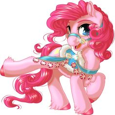 Carousel Pinkie Pie by KittehKatBar on DeviantArt
